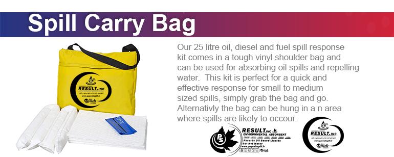 Spill Carry Bagکیف جاذب